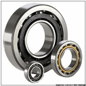 17 mm x 40 mm x 12 mm  ZEN S7203B angular contact ball bearings