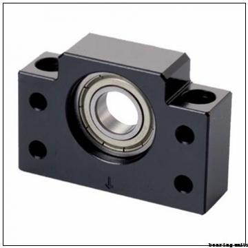 INA PB12 bearing units