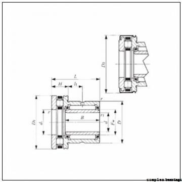 INA NKXR17 complex bearings