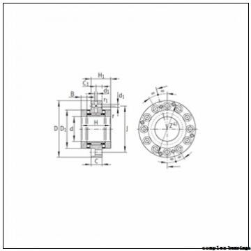 Toyana NX 17 complex bearings