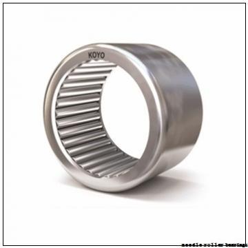 20 mm x 35 mm x 17 mm  IKO NAF 203517 needle roller bearings