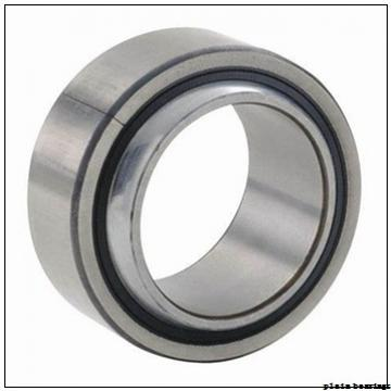 32 mm x 58 mm x 17 mm  LS GAC32T plain bearings