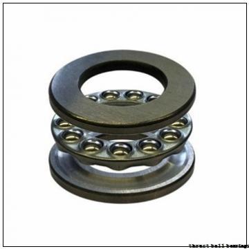 ZEN 51211 thrust ball bearings