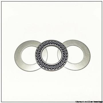 25 mm x 41 mm x 8 mm  IKO CRBH 258 A UU thrust roller bearings