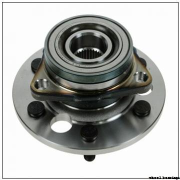 Toyana CX101 wheel bearings