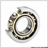 40 mm x 80 mm x 30,162 mm  FBJ 5208 angular contact ball bearings